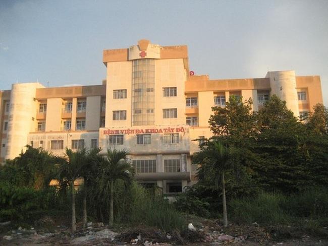 Phục hồi điều tra bệnh viện 300 tỉ bỏ hoang