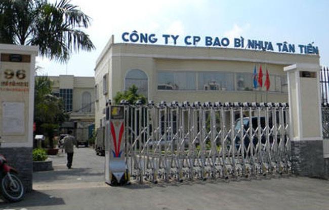 Trở thành cổ đông lớn của Bao bì Nhựa Tân Tiến, 2 cá nhân bị phạt 125 triệu đồng