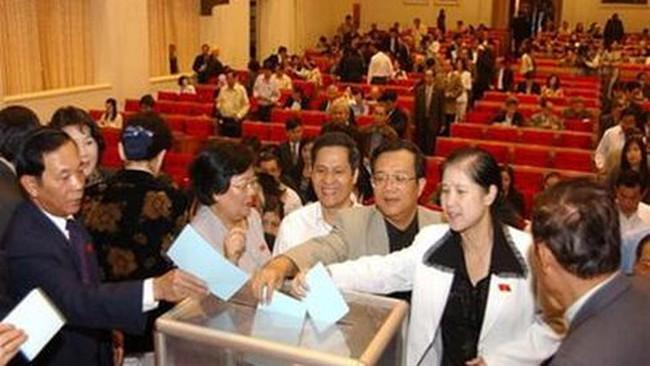 Hà Nội có 47 người tự ứng cử đại biểu Quốc hội