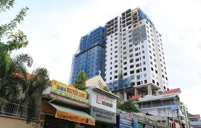 Dân nên ra khỏi chung cư Bảy Hiền Tower để đảm bảo an toàn
