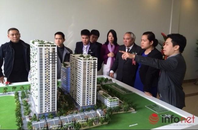 Hà Nội: Giá nhà đã tăng khoảng 10% so với cách đây 1 năm