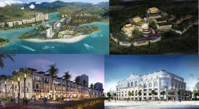 """Đại gia đổ bộ, Quảng Ninh trở thành """"đất vàng"""" thu hút đầu tư"""