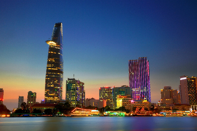 Khu Tân Cảng-Ba Son sẽ là trung tâm đa chức năng bờ Tây sông Sài Gòn