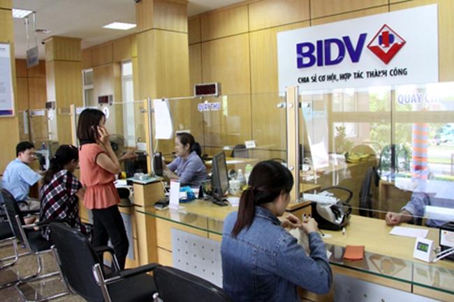 BIDV: Lợi nhuận trước thuế năm 2015 của riêng ngân hàng đạt 7.036 tỷ đồng