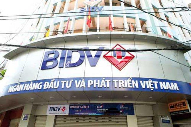 BIDV đình chỉ hai thành viên HĐQT để phục vụ điều tra