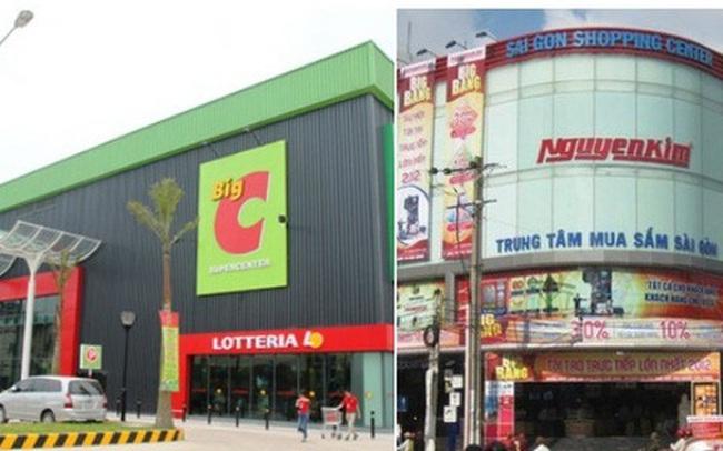 Giám đốc Marketing TGDĐ: BigC yêu cầu chúng tôi rút 22 cửa hàng vì Central Group đã có Nguyễn Kim bán điện thoại