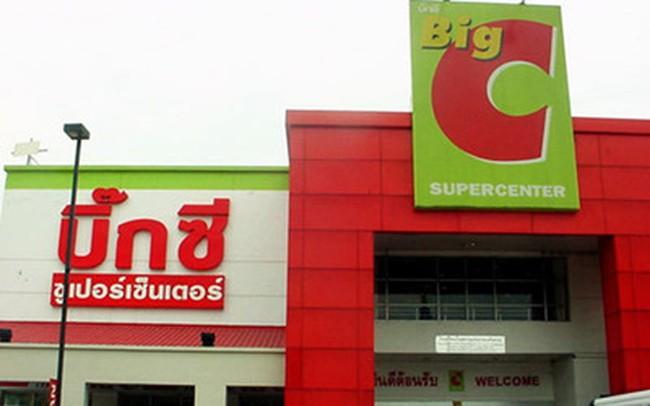 Tập đoàn TCC hoàn tất chi 3,46 tỷ USD thâu tóm chuỗi siêu thị Big C tại Thái Lan