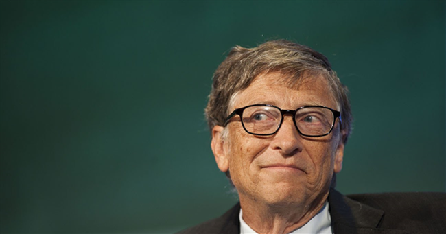Bill Gates nếu tranh cử Tổng thống Mỹ sẽ không kém Donald Trump