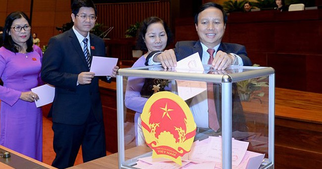 Hôm nay, Quốc hội phê chuẩn các Phó Thủ tướng và thành viên Chính phủ