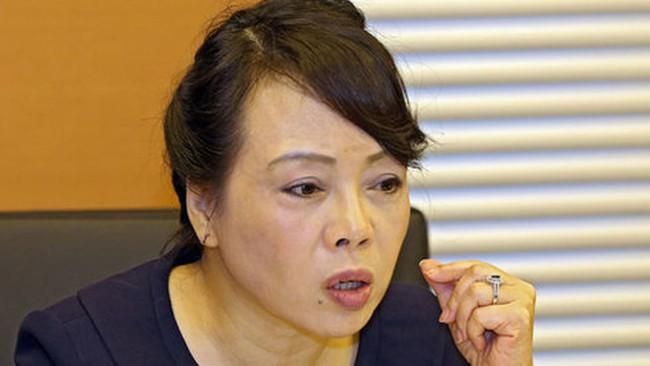 """Bộ trưởng Kim Tiến: """"Facebook của tôi là tôi trả lời đấy..."""""""