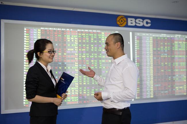 Chứng khoán BSC báo lãi gần 18 tỷ trong quý 1 - tăng 130%