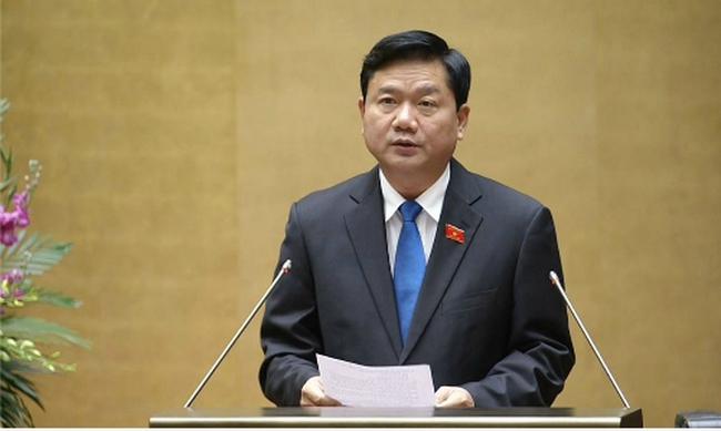 Ông Đinh La Thăng được giới thiệu ứng cử đại biểu Quốc hội