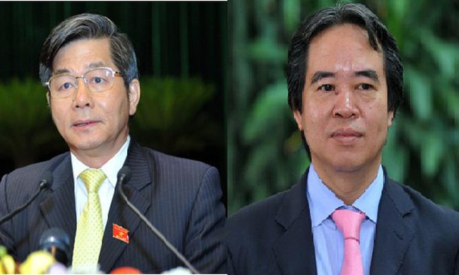 Bộ trưởng nào có tỷ lệ không đồng ý miễn nhiệm cao nhất?