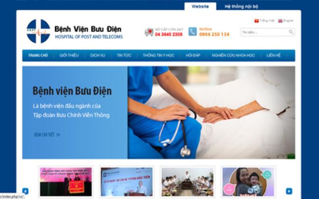 Chuyển Bệnh viện Bưu điện cho VNPT quản lý