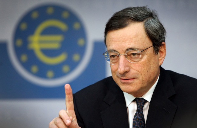 ECB giữ lãi suất không đổi, giảm dự báo tăng trưởng khu vực châu Âu