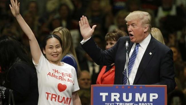 Châu Á chọn Trump hay Clinton?