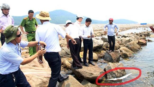Bộ Công thương cử đoàn công tác kiểm tra Formosa