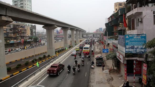Khai thác đường sắt Cát Linh - Hà Đông từ ngày 31-12-2016