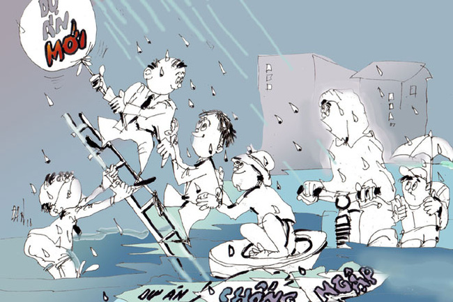 TPHCM ngập khủng khiếp sau trận mưa lịch sử: Có nguyên nhân sai lầm từ quy hoạch và thiết kế lỗi thời