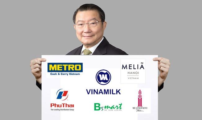 Hé lộ khối tài sản gần 2 tỷ USD tại Việt Nam của người vừa thâu tóm Metro