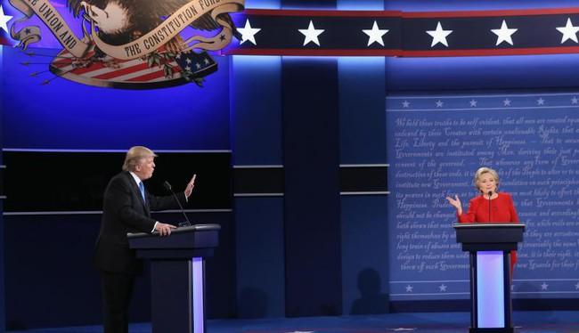 """""""Hàn thử biểu"""" cho thấy Donald Trump thất bại ngay từ phút đầu"""