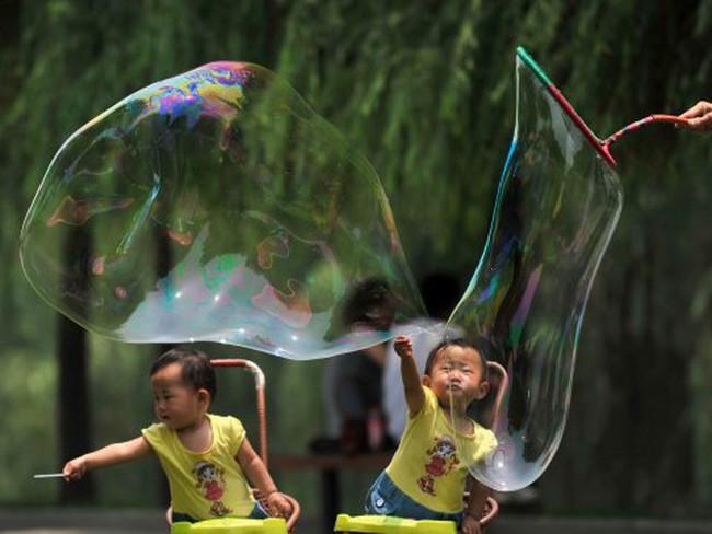 Giới phân tích lo sợ bong bóng tín dụng của Trung Quốc sắp nổ