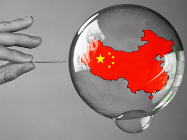 """""""Soi"""" khối nợ nghìn tỷ USD của Trung Quốc"""