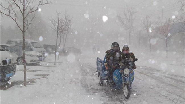 90% diện tích Trung Quốc chìm trong nhiệt độ dưới 0 độ C