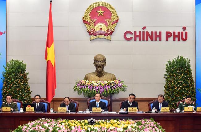 Thủ tướng Nguyễn Xuân Phúc trình miễn nhiệm nhiều lãnh đạo cấp cao của Chính phủ