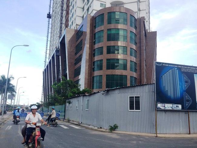 Quyết cắt ngọn công trình Mường Thanh Khánh Hòa