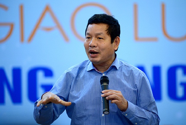 Chủ tịch VINASA Trương Gia Bình khẩn thiết kiến nghị hủy bỏ Điều 292 Bộ luật Hình sự