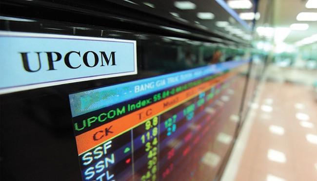 """Thêm 8 mã cổ phiếu """"lọt vào"""" bảng UpCOM Premium"""