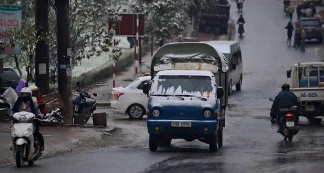 Mưa tuyết khiến Lào Cai mất trắng 30 tỷ đồng trong 2 ngày