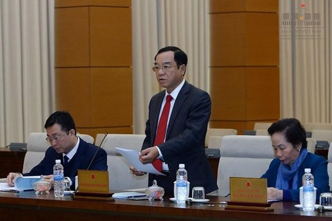 Xem xét báo cáo công tác nhiệm kỳ của Thủ tướng trong tuần này