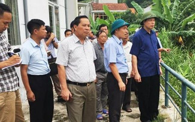 Khu vực dự án FLC Hạ Long đã giảm đáng kể tràn lấp bùn đất