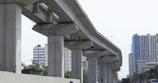 """""""Chủ đầu tư kéo dài tiến độ dự án đường sắt Cát Linh vì lý do gì?"""""""