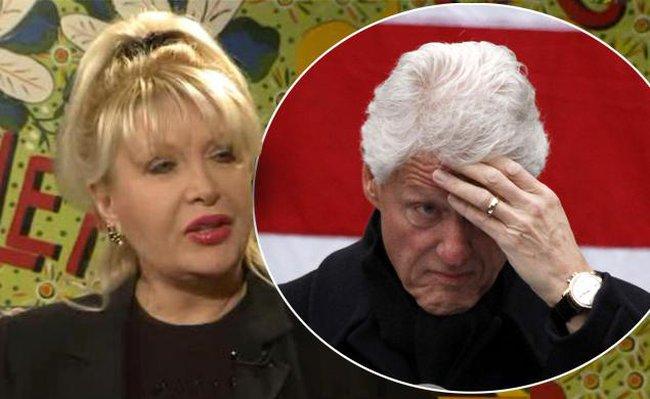 Trump dọa mời tình địch cũ của bà Clinton tới vòng tranh luận trực tiếp