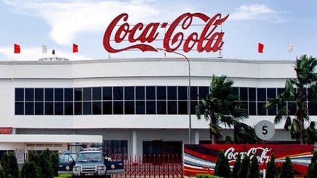 Tạm dừng lưu thông 13 sản phẩm của Coca Cola VN