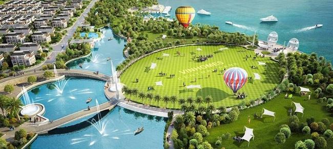 Vingroup đưa công viên 500 tỷ đồng vào sử dụng