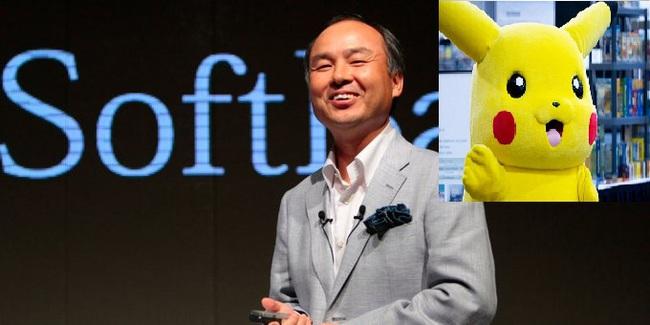 Có thể bạn không biết nhưng Pokemon Go chính là lý do SoftBank chấp nhận bỏ 32 tỷ USD mua ARM