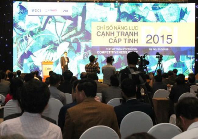 Đà Nẵng năm thứ ba giữ ngôi đầu năng lực cạnh tranh cấp tỉnh, TPHCM tụt hạng