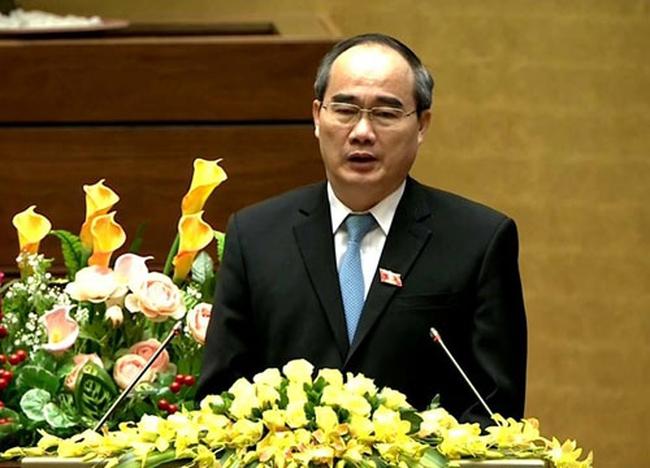 Chủ tịch Ủy ban Trung ương Mặt trận Tổ quốc: Cử tri bức xúc chuyện Formosa