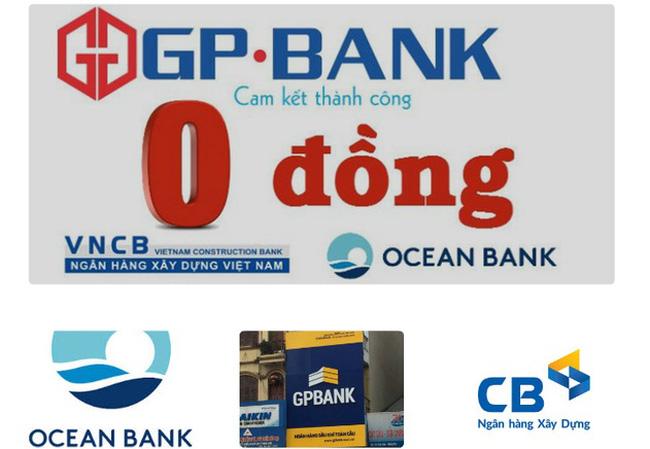 3 ngân hàng 0 đồng: Ngày ấy – bây giờ