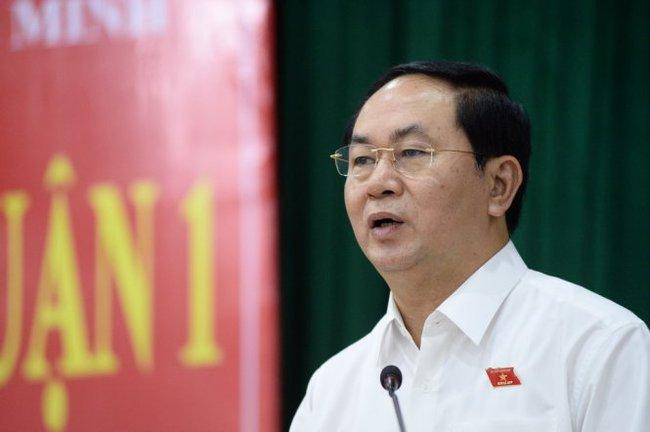Chủ tịch nước: Vụ Formosa, ai vi phạm cũng bị xử lý