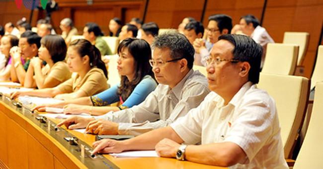 Nhìn lại kỳ họp thứ Nhất, Quốc hội khóa XIV: Trách nhiệm và đồng thuận