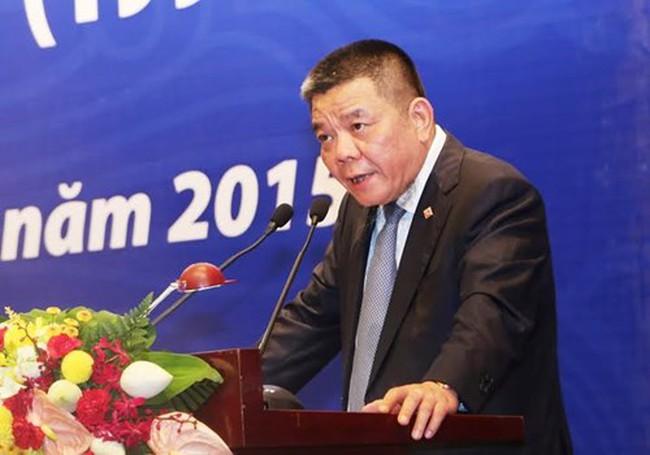 Ông Trần Bắc Hà thôi đại diện 40% vốn Nhà nước tại BIDV