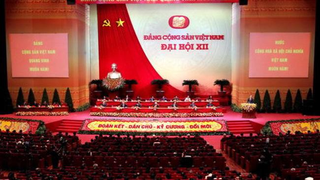 Đại hội XII của Đảng bước vào khâu ứng cử, đề cử
