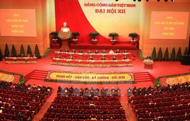 Báo chí quốc tế viết về thành công của Đại hội XII