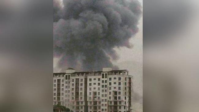 Bom nổ rung chuyển Kabul, nhiều người chết, hơn 200 người bị thương