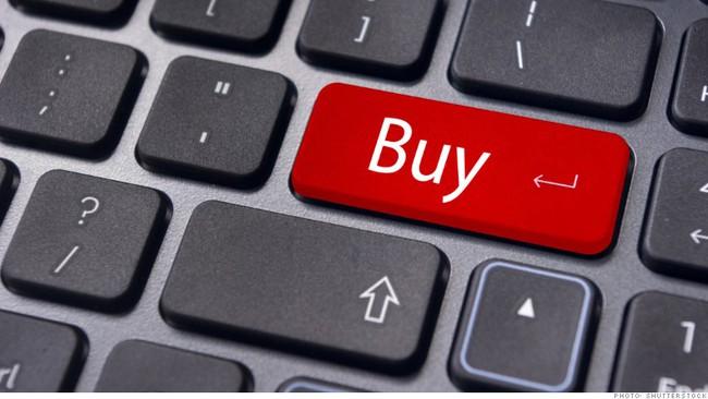 Khối ngoại trở lại mua ròng hơn 360 tỷ đồng, VnIndex tiếp tục áp sát cột mốc 670 điểm